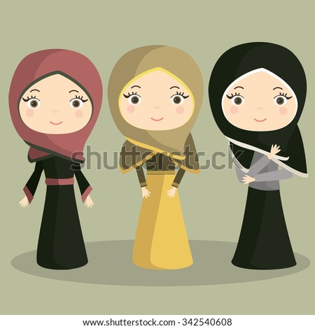 young muslim girlsmuslim
