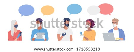 young people communication on
