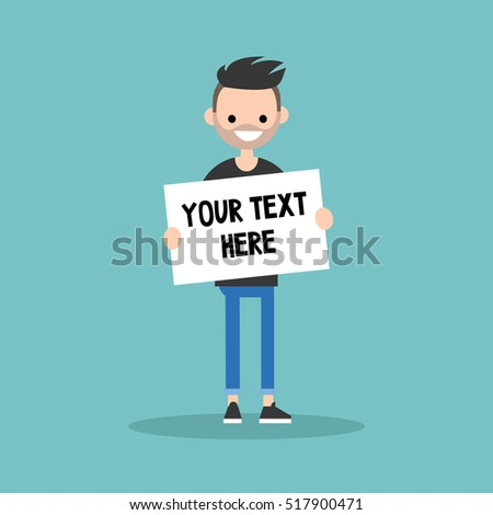 your text here young bearded