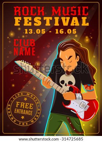youth club rock music festival