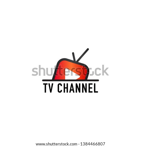 Youtube, Instagram, Rounded, Fruit, TV Channel Logo Design Template