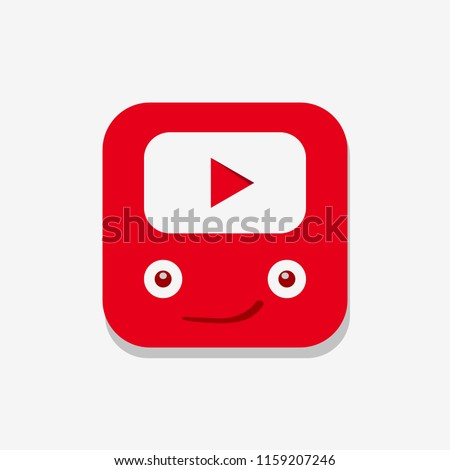 youtube kids red button video
