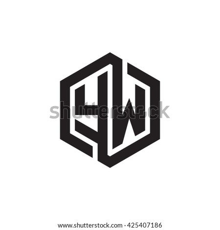 YW initial letters looping lin...