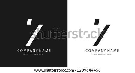 Z logo letter design Zdjęcia stock ©