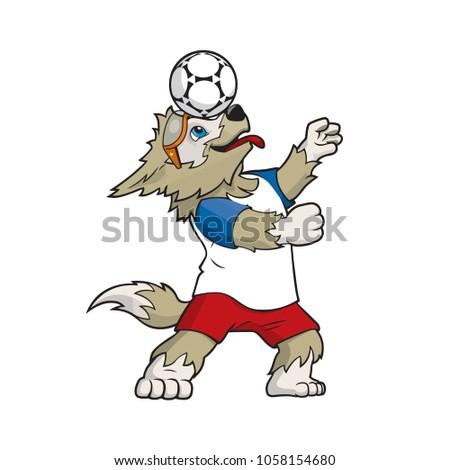 zabivaka  russia 2018 world cup