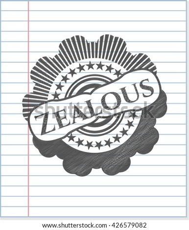 Zealous draw (pencil strokes)