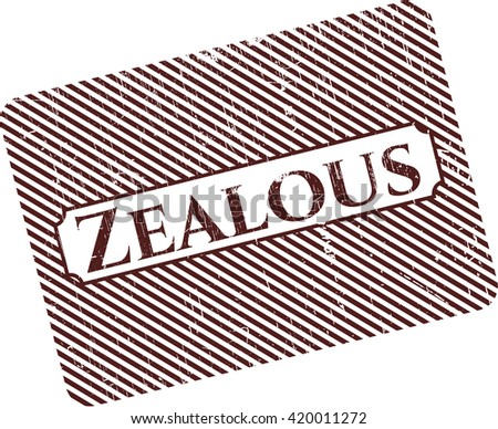 Zealous rubber seal