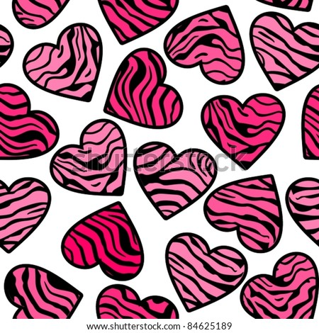 Animal Print Background Picture