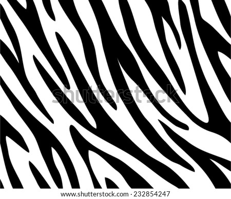 Zebra Print Background Vector Download Free Vector Art Stock