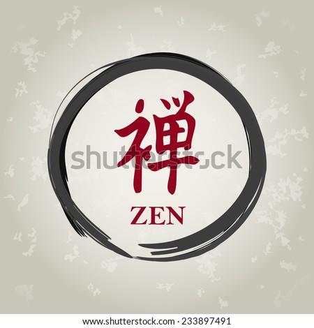 the word zen