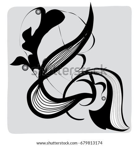 zenart  abstract vector image