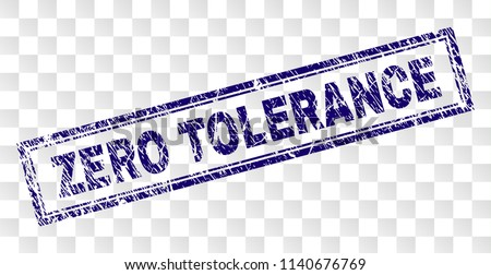 zero tolerance stamp seal