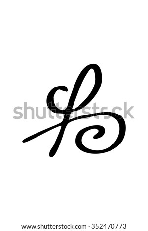 Royalty Free Zibu Angelic Symbols Used To Connect 352470710 Stock