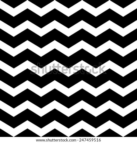Zigzag Clipart Black And White