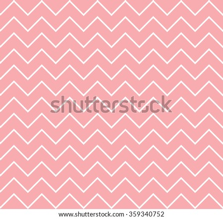 zigzag pattern background with pink tone.pastel