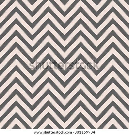 Zigzag pattern, seamless illustration