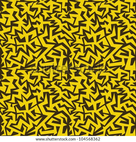 zippers seamless pattern