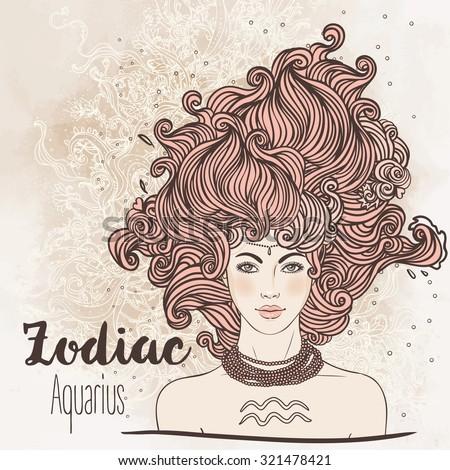 zodiac  illustration of