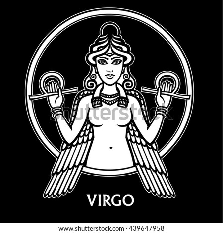 zodiac sign virgo character of