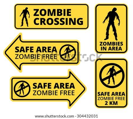zombie   apocalypse safe area