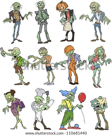 zombie group