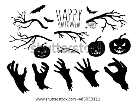 Halloween Vector Party Template | Free Vector Art at Vecteezy!