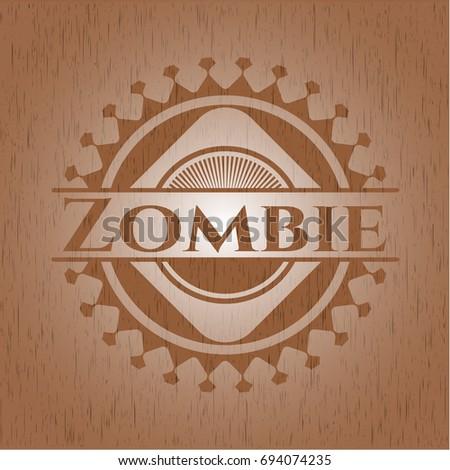 zombie wood emblem