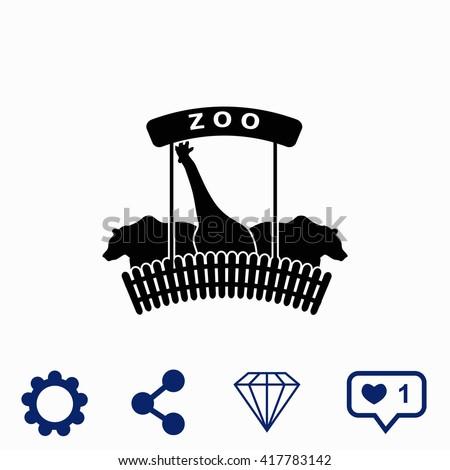 ZOO icon.