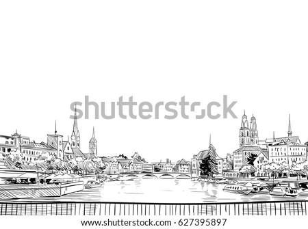 zurich switzerland europe