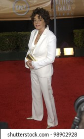 STOCKARD CHANNING at the 10th Annual Screen Actors Guild Awards in Los Angeles. February 22, 2004