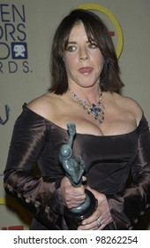 STOCKARD CHANNING at the 9th Annual SCREEN ACTORS GUILD AWARDS in Los Angeles March 9, 2003  Paul Smith / Featureflash