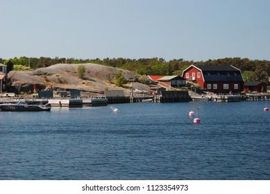 Stockholm archipelago Sweden