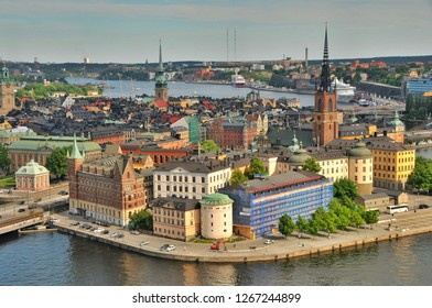Stockholm Sky View