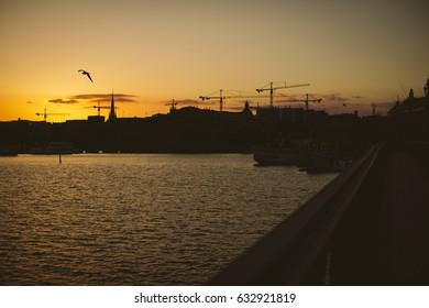 Stockholm , Sweden.