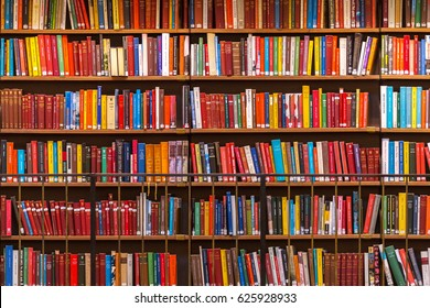 Royalty Free Books On Shelf Images Stock Photos Vectors