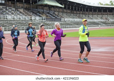 Stockholm, Sweden - May 15, 2016. 