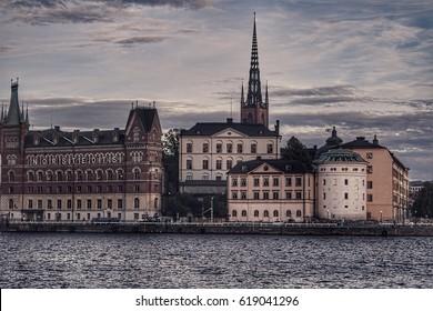 Stockholm, Sweden/ Stockholm/Stockholm City