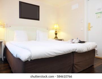 STOCKHOLM, SWEDEN-SEPT. 8:   We see the interior of  4 star The Hotel Bentleys, in Stockholm, Sweden on September 8, 2016.