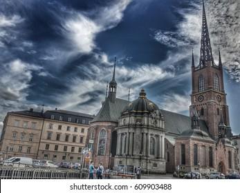 Stockholm, Sweden/Stockholm City/Stockholm City