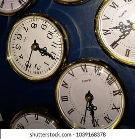 Stockpiling against the clock