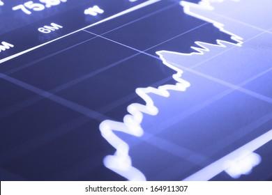 Stocks - finance background