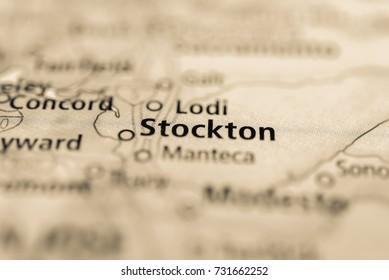 Stockton, California.