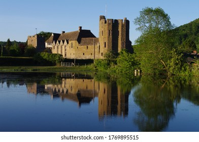 The Stokesay Castle, near Craven Arms, Shropshire