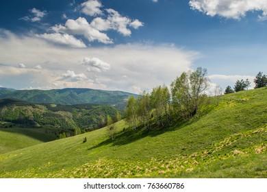 Stolovi mountain land