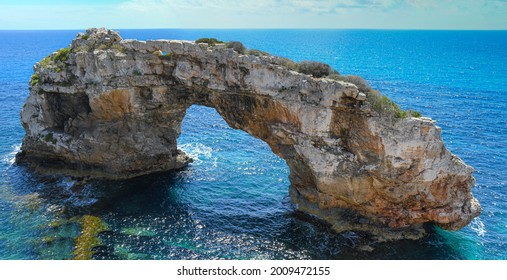 Stone Arch of Cala Romantica