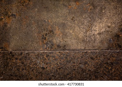 Stone Background of old granite igneous rock, texture