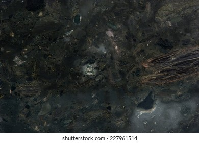 Stone Backgrounds and Textures - Granite Slab Color - Volcano