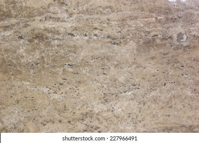 Stone Backgrounds and Textures - Travertine Slab Color - Travertine Silver Polished