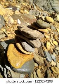 stone beauty of walpaper