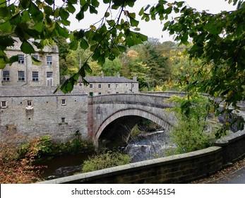 Stone Bridge Leyburn England